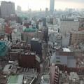 写真: 朝の歌舞伎町