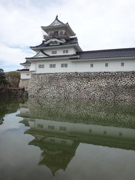 富山城の天守