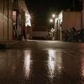 Photos: 街中の居酒屋横町