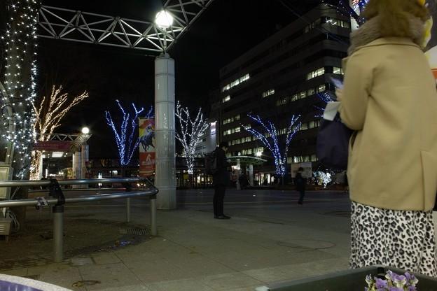 Photos: 福島駅前のイルミネーション