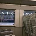Photos: 東北新幹線車内にて