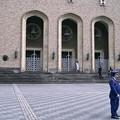 Photos: 大隈講堂前にて