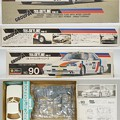 Photos: FUJIMI T.C.90 1/24 SCALE GROUP A New-man SKYLINE RS-C
