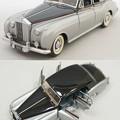 Photos: FRANKLIN MINT PRECISION MODELS 1/24 Rolls-Royce SILVER CLOUD I 1955