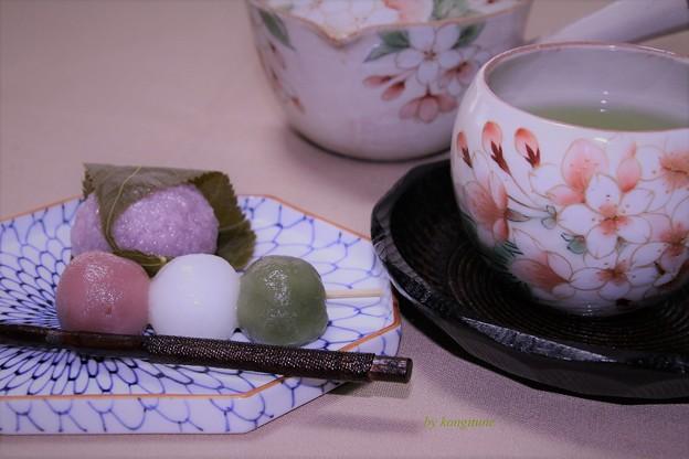 Photos: さくら餅