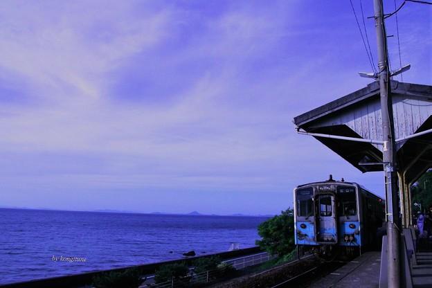 写真: 松山行き