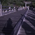 写真: 宇治橋