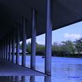写真: 水の回廊