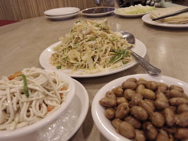 2018/08/27 南京復興「陶然亭餐廳」にて