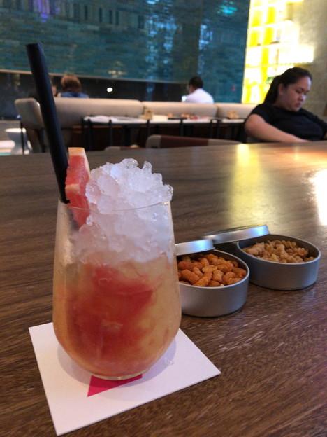 2018/08/28 市政府「W Taipei」内「WOO Bar」にて