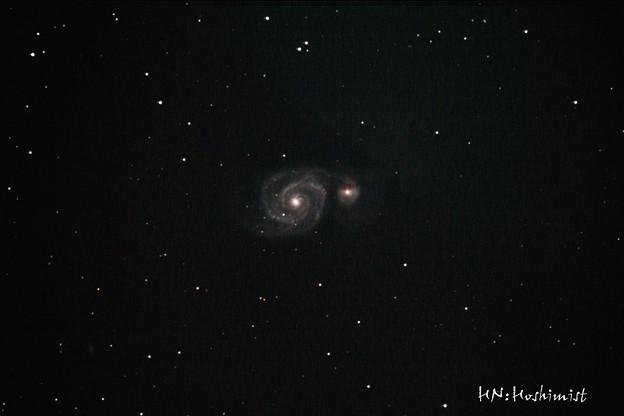 M51子持ち銀河(IMG_9746)2014.04/25