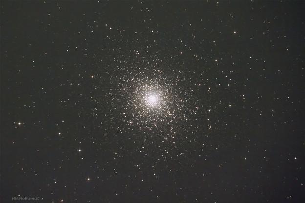 M5 へび座(頭)の球状星団