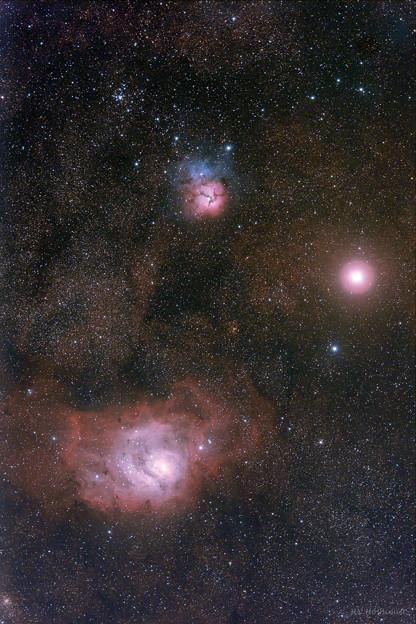M8M20と火星