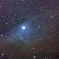 写真: 青い馬頭星雲