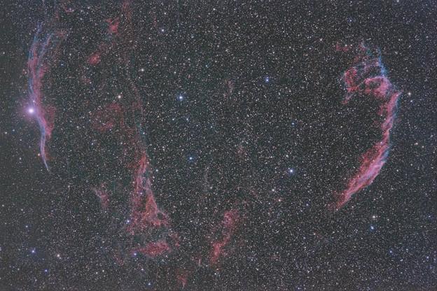 20180813網状星雲
