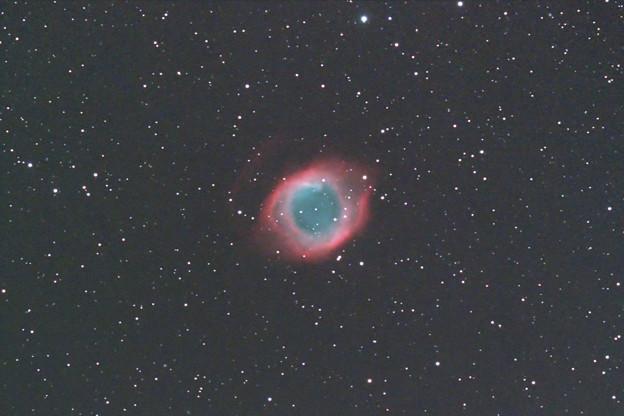 NGC7293らせん星雲