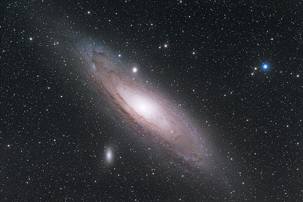 M31アンドロメダ