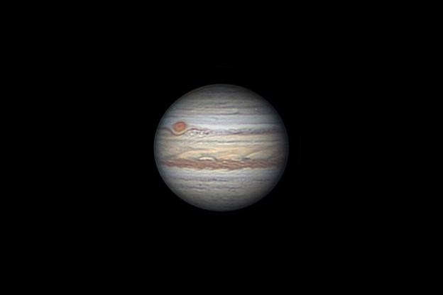 Photos: 2019-08-03-2026_8 JST の木星