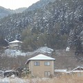 写真: 2月9日「雪の自宅」