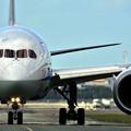 FUK/RJFF JA830A standby takeoff
