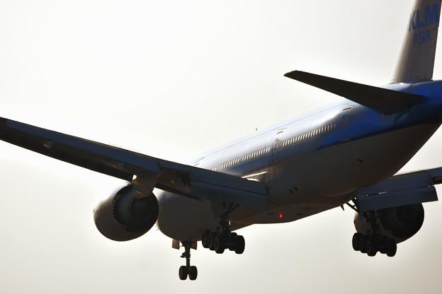 KLM RJFF/FUK last fight