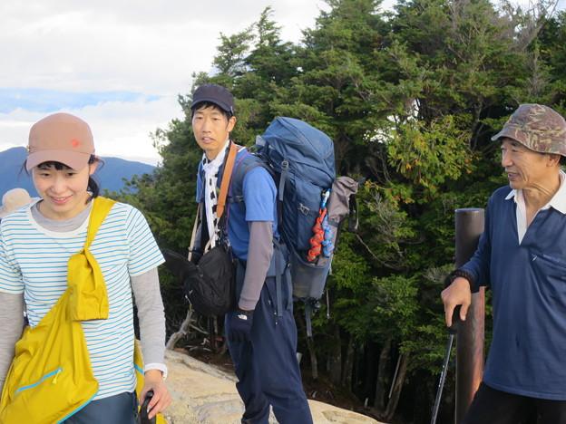 25. 瑞牆山山頂(3)
