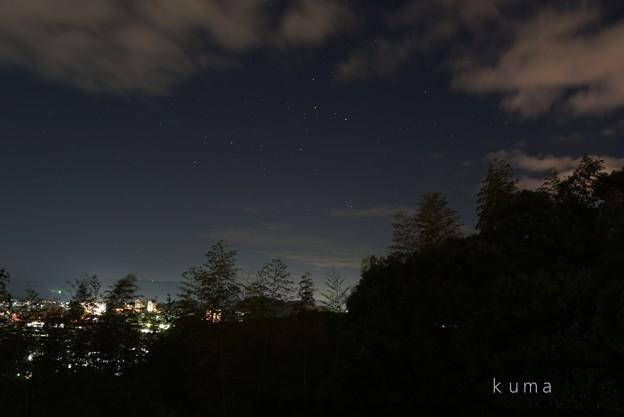 単焦点で夜のお写ん歩