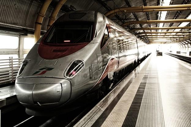 イタリア 特急列車