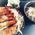 Photos: ソースカツ丼ランチ