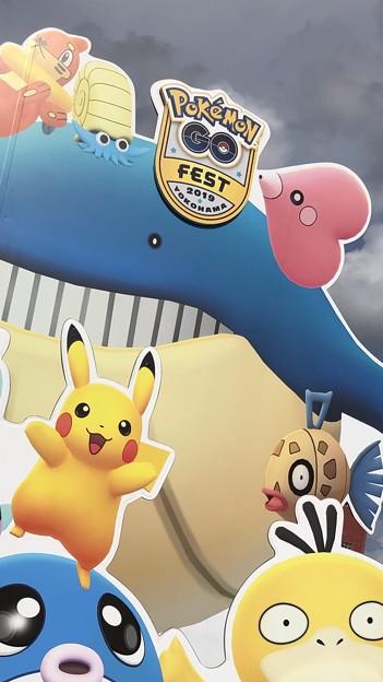 PokemonGO FEST2019 YOKOHAMA