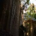 写真: stone wall