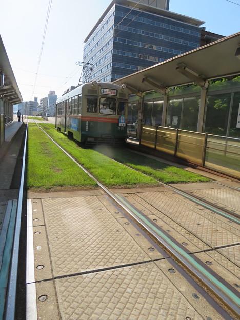 懐かしの電車