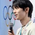 <平昌五輪>羽生選手 逆境で学び力に「もし順風満帆だったら金メダルは取れていない」