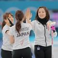 カーリング女子が銅メダル!英国を5-3で破る