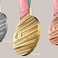 Photos: 平昌パラリンピックのメダルには五輪にはない秘密が