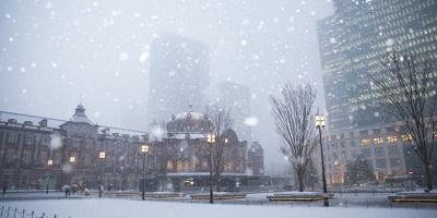 「初雪」「平年」の定義とは? 東京都心で初雪、平年より9日遅い観測