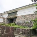 Photos: IMG_0021    常盤木門に接近