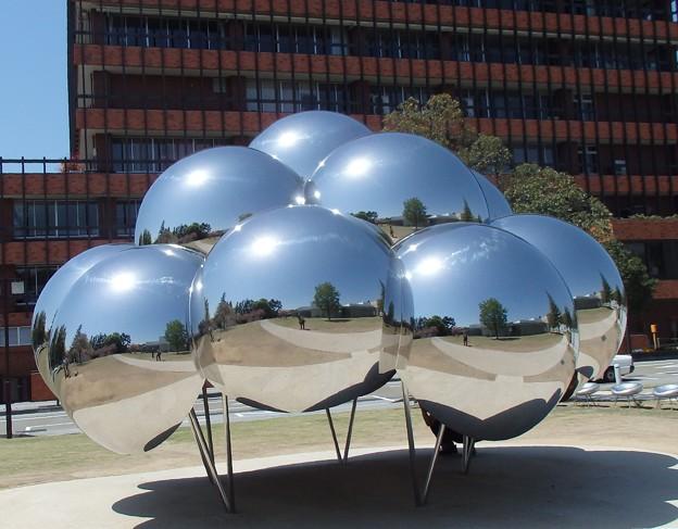 21世紀美術館の庭園
