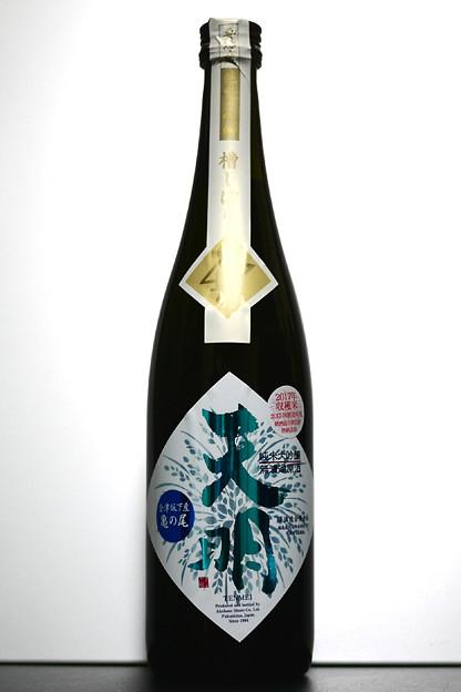 【日本酒:福島】 天明 ちょいリッチ47 純米大吟醸 無濾過原酒 亀の尾 29BY