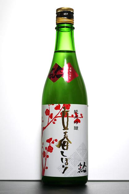 【日本酒:福島】 人気一 立春しぼり 純米吟醸