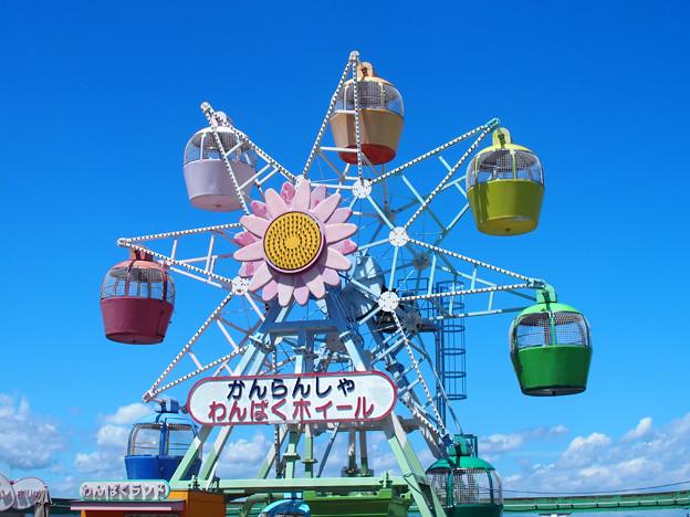 川越・まるひろ百貨店の屋上遊園地 2
