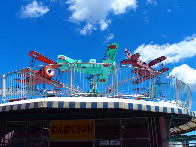 川越・まるひろ百貨店の屋上遊園地 5