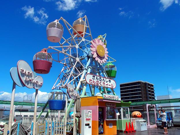 Photos: 川越・まるひろ百貨店の屋上遊園地 10