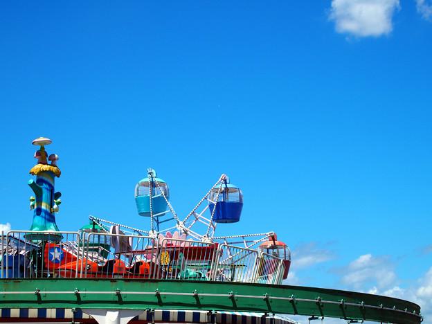Photos: 川越・まるひろ百貨店の屋上遊園地 12