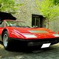 写真: フェラーリ365GT4/BB