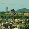 桃山城遠景