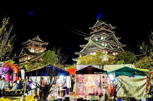 伏見桃山城 お城まつり2018