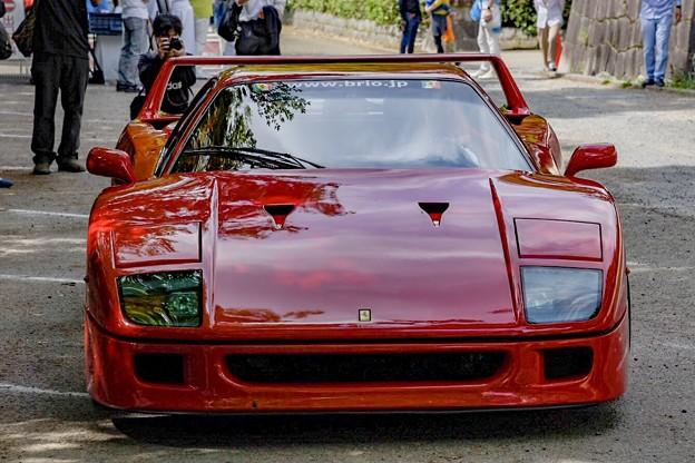 Photos: フェラーリ F40