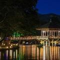 Photos: 奈良  浮見堂