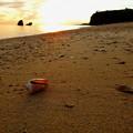 Photos: 今帰仁の浜なのです^^